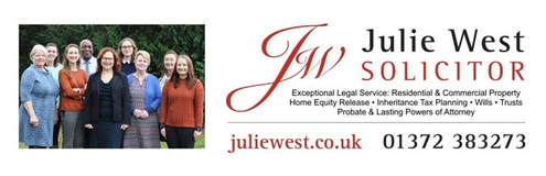 Julie West Solicitor, Leatherhead,