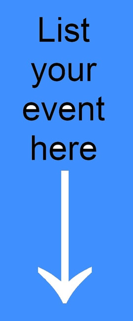 List your event here ↓