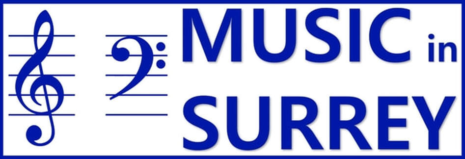 Music in Surrey Diary log