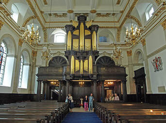 Church of St Lawrence Jewry, Guildhall Yard, London, EC2,